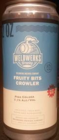 WeldWerks Fruity Bits - Piña Colada
