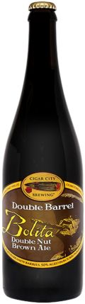 Cigar City Bolita Double Nut Brown Ale - Double Barrel Aged