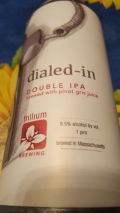 Trillium Dialed In - Pinot Gris