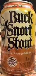 North Country Buck Snort Stout