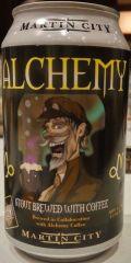Martin City Alchemy Coffee Stout