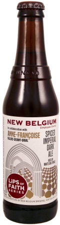 New Belgium / Orval Lips of Faith Anne-Françoise Spiced Imperial Dark Ale
