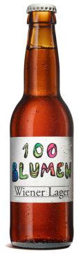 100 Blumen Brauerei Wiener Lager 1020