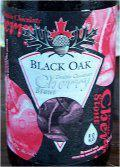 Black Oak Double Chocolate Cherry Stout