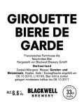 Blackwell Girouette Bière de Garde