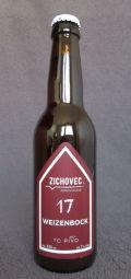 Zichovec Weizenbock 17°