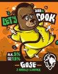 Deer Bear Let's Cook - Gose z morelą i limonką
