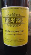 Urban Family Pineapple Milkshake Ale