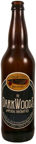 Cigar City The Dark Woods - 2016 (Strong Brown Ale)