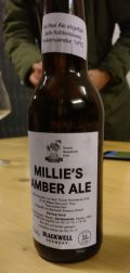 Blackwell / T-H-C Millie's Amber Ale
