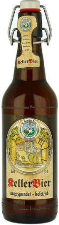 St. Georgen Bräu Keller Bier