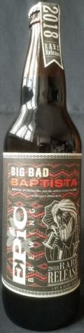 Epic Big Bad Baptista