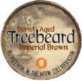 Nøgne Ø Man in the Moon Barrel Aged Treebeard Imperial Brown