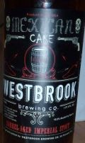Westbrook Mexican Cake Imperial Stout - Bourbon Barrel (2016)