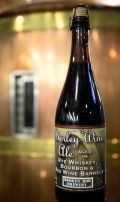 Broken Bow Barley Wine Ale Aged in Rye Whiskey, Bourbon & Red Wine Barrels