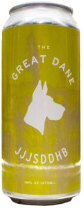 Great Dane John Jacob Jingle Heimer Schmidt Dunkel-Doppel-Hefe-Weizenbock