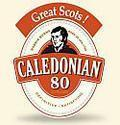 Caledonian 80/- (Cask)