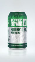 Backwoods Roughin' it Rye India Pale Ale