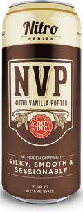 Breckenridge Nitro Series: Vanilla Porter