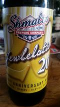 He'Brew Jewbelation 20th Anniversary Ale