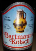 Bartmanns Kölsch