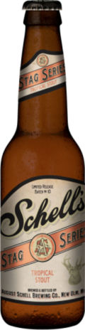 Schell Stag Series #10 - Tropical Stout