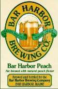 Bar Harbor Peach Ale