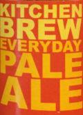 Kitchen Brew Everyday Pale Ale