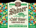 Shiner 108 Cold-Brew Coffee Ale