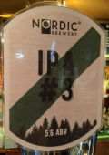 Nordic Brewery IPA #3