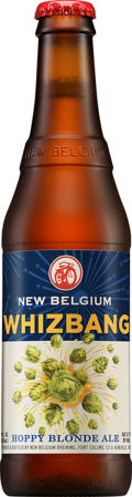 New Belgium Whizbang Hoppy Blonde Ale