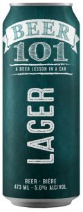 Niagara College Beer 101 Lager