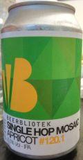 Beerbliotek IPA Single Hop Mosaic - Apricot