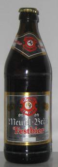 Meusel-Bräu Festbier