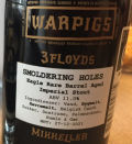 Warpigs Smoldering Holes BA Eagle Rare
