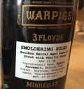 Warpigs Smoldering Holes Bourbon Barrel Aged with Vanilla Beans