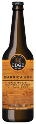 Edge Brewing Barrica #24