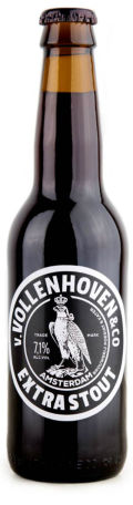 Van Vollenhoven & Co's Extra Stout (2017 - )