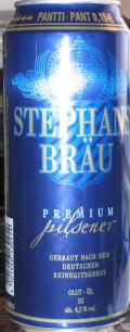 Stephans Bräu Premium Pilsener