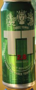 Three Towns TT 2.8%
