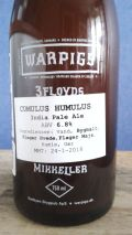 Warpigs Cumulus Humulus