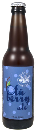 Fox River Blü (Blueberry Ale)