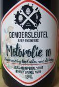 De Moersleutel Motorolie 10 - Whisky BA (Tomatin)