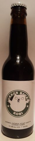 Uiltje Lekker Bakkie Kobi (Cognac BA)