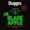 Dugges Black Apple