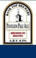 Bank Top Pavilion Pale Ale