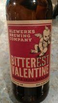 AleWerks Bitterest Valentine