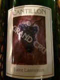 Cantillon Saint Lamvinus Grand Cru