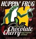 Hoppin' Frog Double Chocolate Cherry Oatmeal Stout
