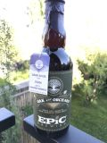 Epic Oak and Orchard: Dark Sour with Plum